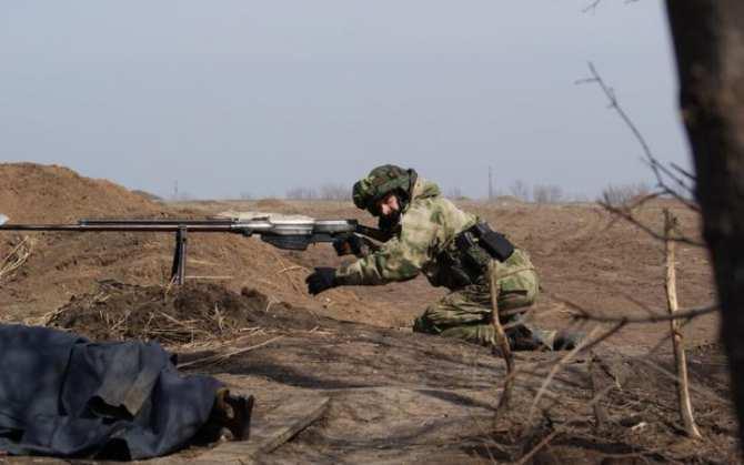 Бои в Марьинке продолжаются, по позициям ополчения работают Гвоздики, Пионы и танки | Русская весна