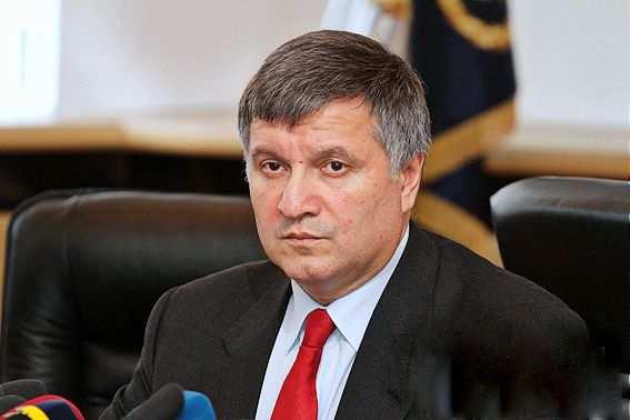 Аваков доказывает, что он не Янукович   Русская весна