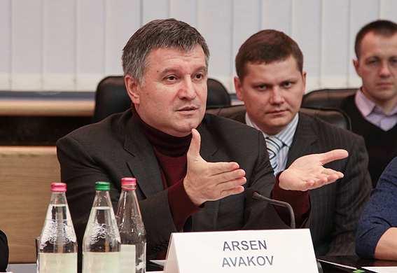 Аваков: «Я всё стерплю: оскорбления, нападки… Стерплю ради Украины и реформ» | Русская весна