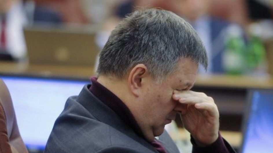 В Раде предложили отправить Авакова в отставку | Русская весна