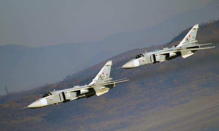 Су-34 ВКСРФвСирии уничтожил захваченный террористами ЗРК«Оса», — Минобороны  | Русская весна