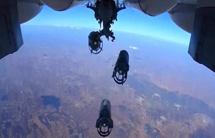 Минобороны РФ: российская авиация вСирии засутки атаковала 72объекта террористов | Русская весна