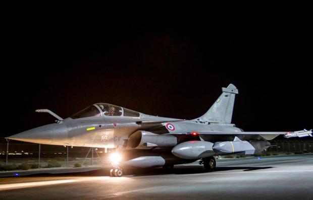 Франция уничтожила центр ИГИЛ попроизводству ракет (ВИДЕО)   Русская весна