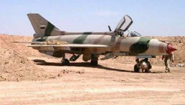 В Минобороны России подтвердили сбитие истребителя МИГ-21 ВВС Сирии | Русская весна