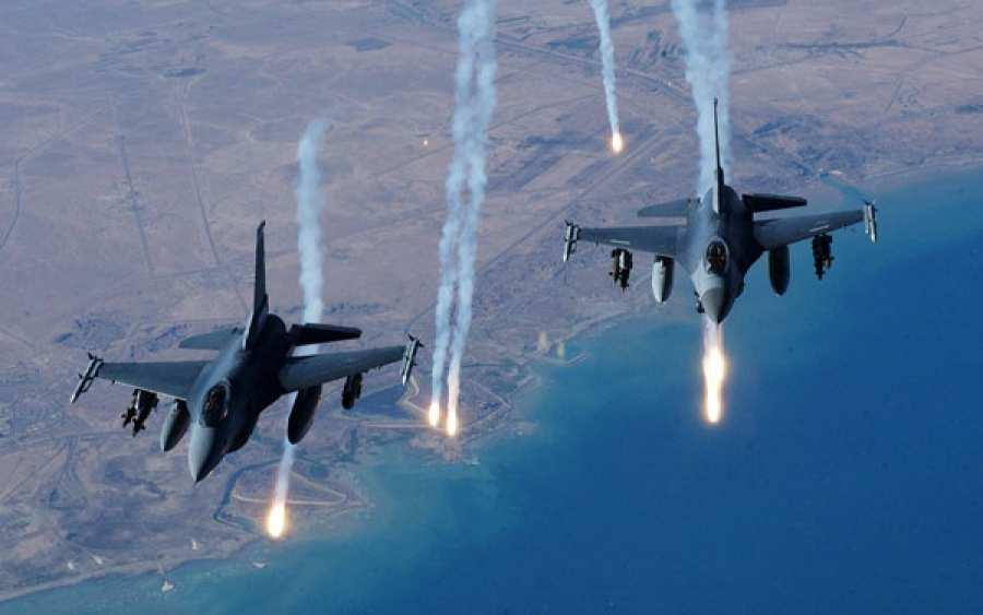 При авианалете западной коалиции погибли 26 сирийцев (ВИДЕО)   Русская весна