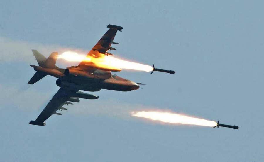 Россия и Турция нанесли авиаудары по позициям ИГИЛ в Сирии | Русская весна