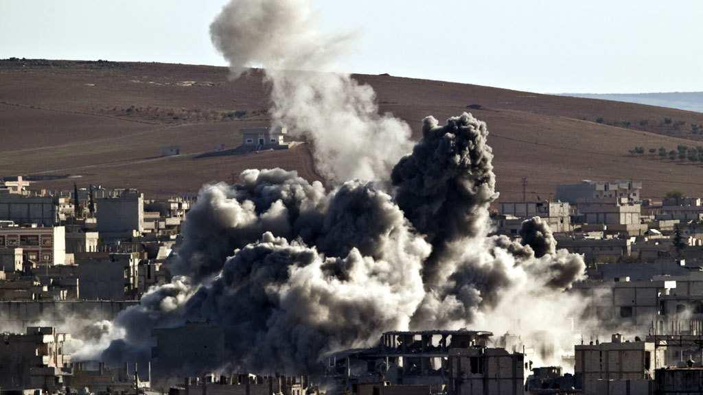 ВАЖНО: Авиаудар обезглавил банду, только что созданную США в сирийском Идлибе | Русская весна