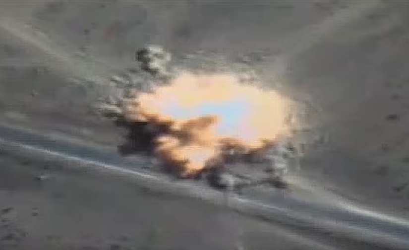 СРОЧНО: В Сирии уничтожены влиятельные полевые командиры ИГИЛ (ОБНОВЛЕНО) | Русская весна