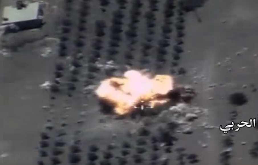 ВКС РФ уничтожили в Сирии более 2000 боевиков за 10 дней | Русская весна
