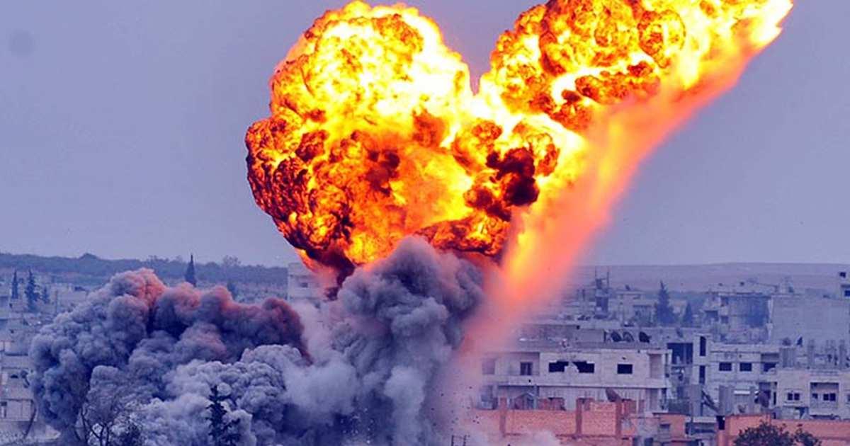 Сирия: Второй взрыв за день, есть жертвы | Русская весна