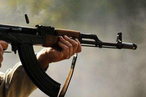 В ВСУ похвастались «метким выстрелом снайпера с АК»(ВИДЕО) | Русская весна
