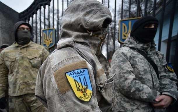 «Там реально беспредел», — местные жители о разгуле боевиков батальона «Айдар» на Херсонщине | Русская весна