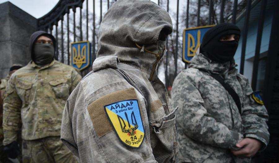 В ДНР произошел самоподрыв колонны ВСУ, а в ЛНР уничтожена ДРГ «Айдара», — ополченец | Русская весна
