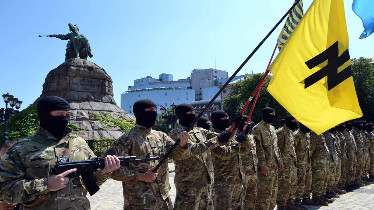 На Украине фашистов нет — добро пожаловать! (ВИДЕО) | Русская весна