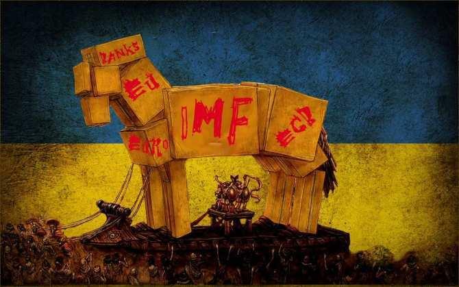 Украина все еще надеется получить деньги от МВФ в августе | Русская весна