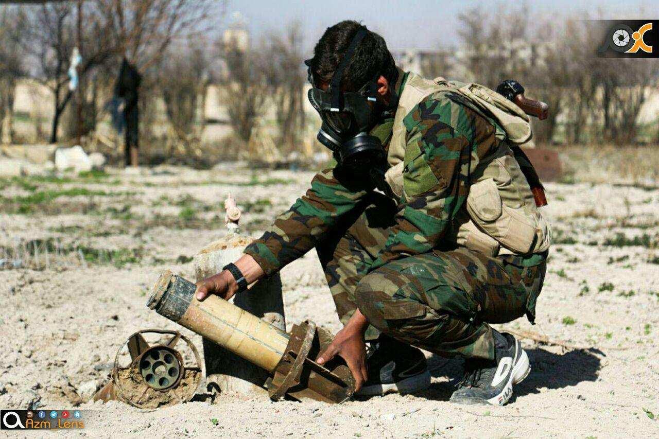 По данным разведки: Боевики снова готовят провокации с химоружием, чтобы вызвать агрессию США против Сирии | Русская весна