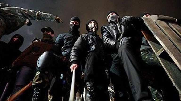 Погром на одесской таможне: бандиты в камуфляже пришли «отбивать» задержанный груз (ФОТО, ВИДЕО) | Русская весна