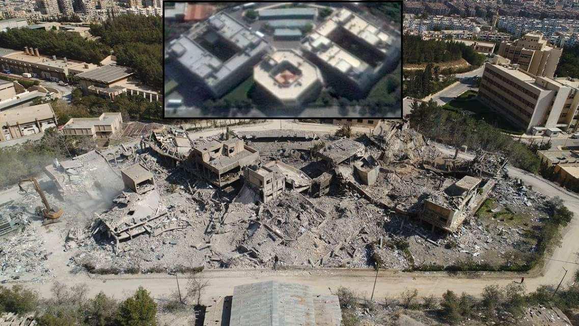 Огненный ад: «РусВесна» побывала на месте удара 76 крылатых ракет НАТО (ВИДЕО) | Русская весна