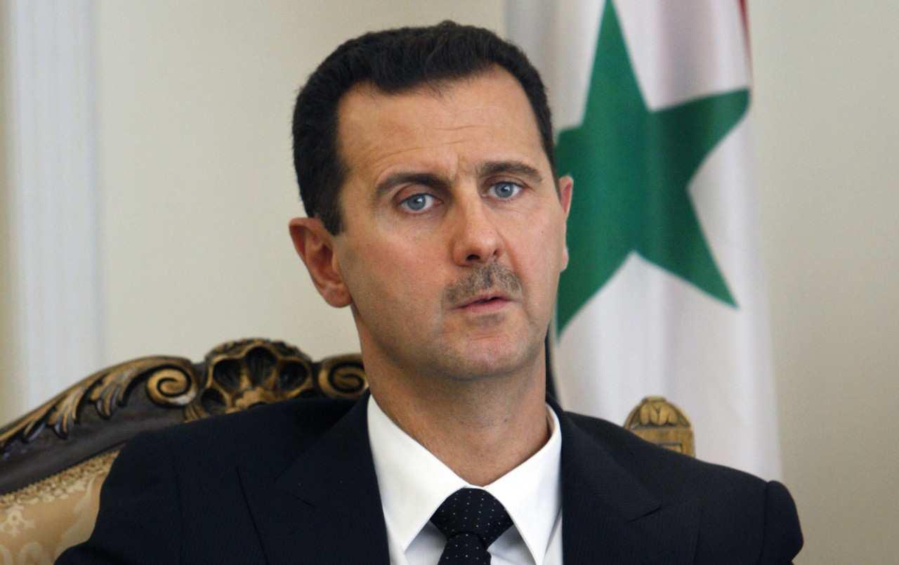 Асад прокомментировал вторжение Турции в сирийский Африн | Русская весна