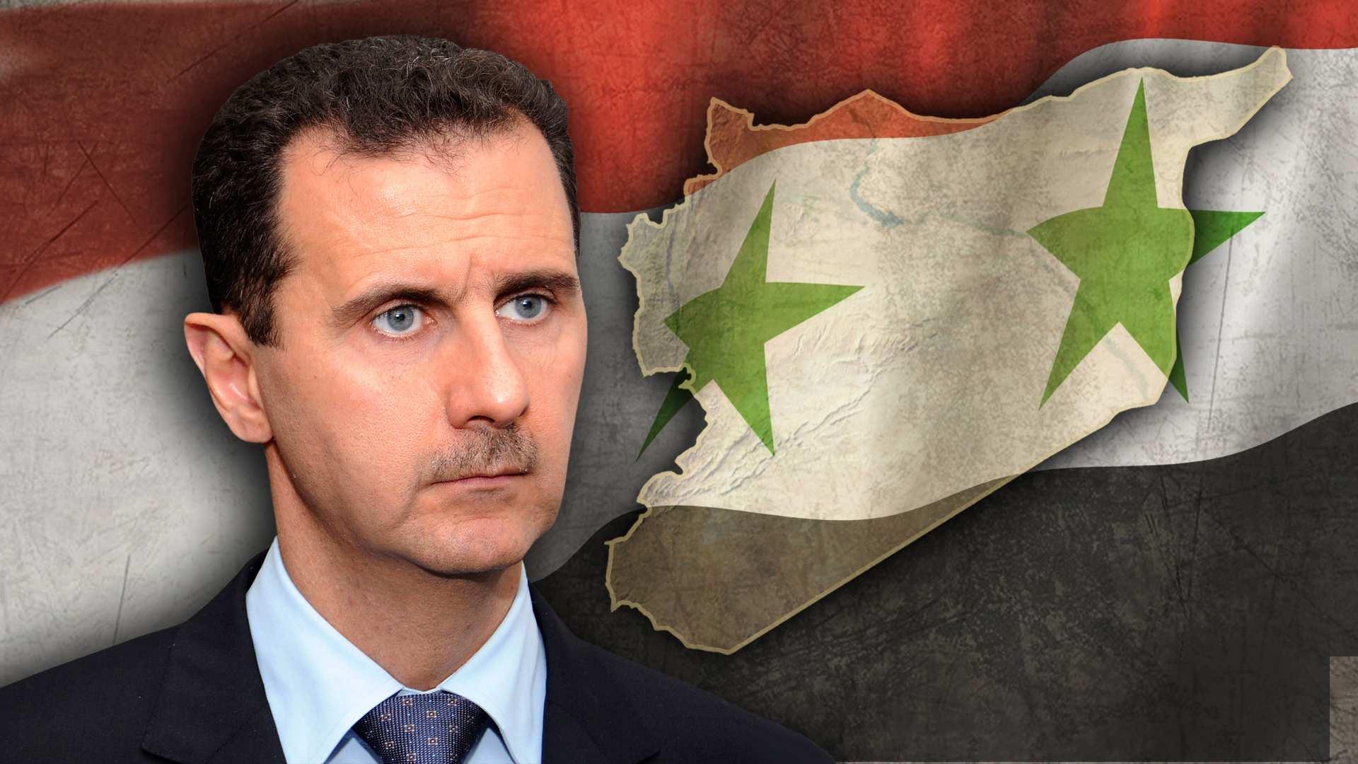 Утро стойкости: Асад пришёл на работу после удара НАТО по Дамаску (ВИДЕО) | Русская весна