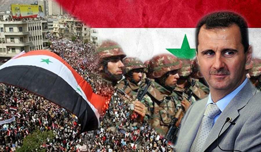 ВМоскве прошёл митинг сирийцев вподдержку Башара Асада идействий ВКСРФ (ВИДЕО) | Русская весна