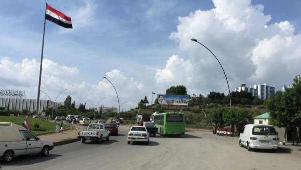 Сирийские войска при поддержке авиации РФ освободили город Аль-Бахса (+ВИДЕО) | Русская весна