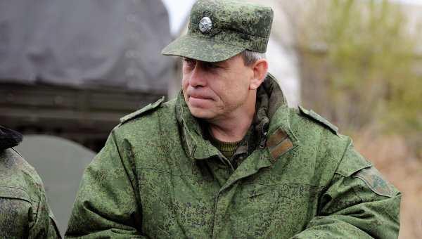 Басурин: ОБСЕ не зафиксировала присутствие ополченцев в Коминтерново   Русская весна