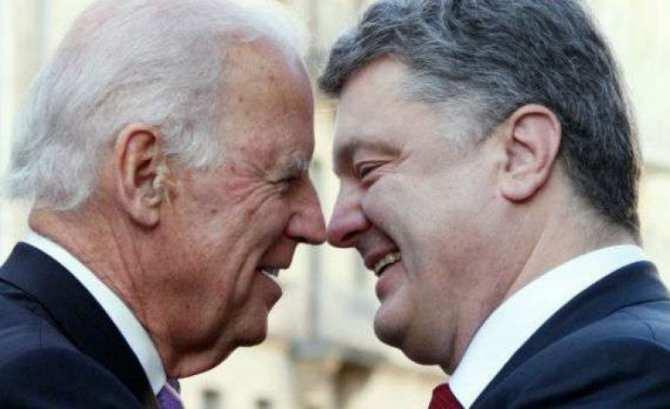 Киев довел Байдена до шантажа | Русская весна