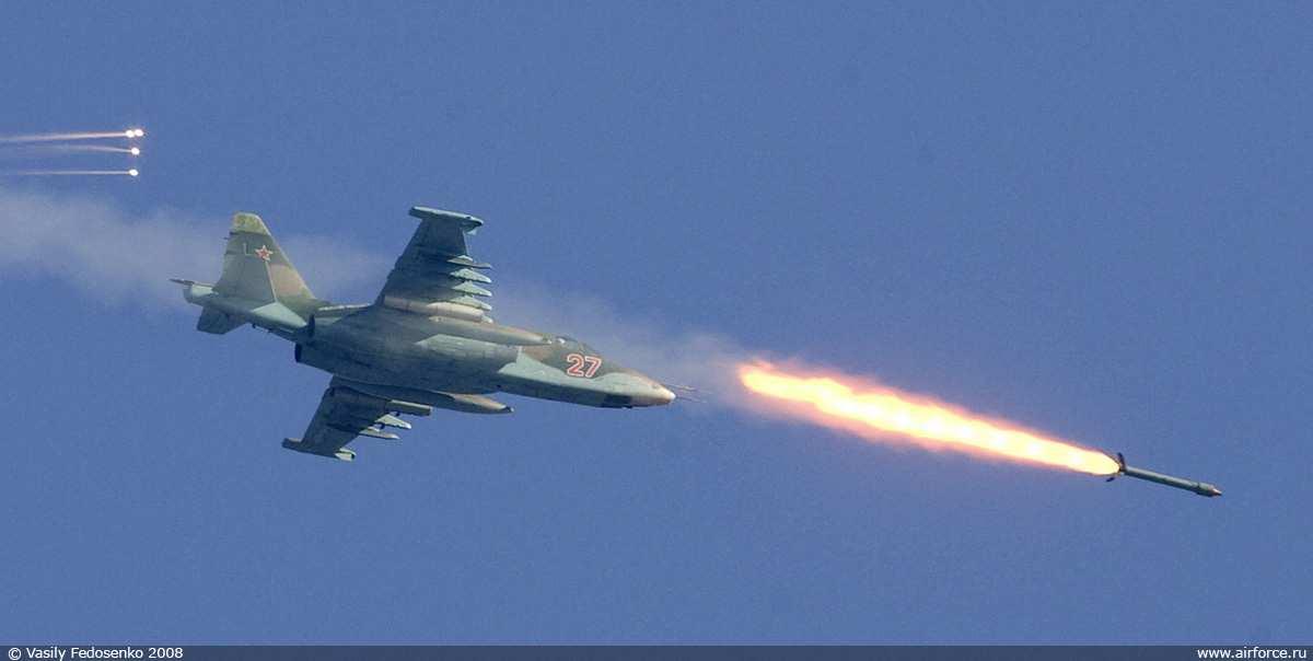 Авиация РФ в Сирии взлетает и садится без остановки | Русская весна