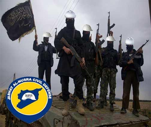 Внезапная атака ИГИЛ: убиты «Белые каски», похищено химоружие (ФОТО, ВИДЕО) | Русская весна