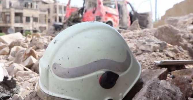Позорное бегство «Белых касок» из Сирии под крылом армии Израиля | Русская весна