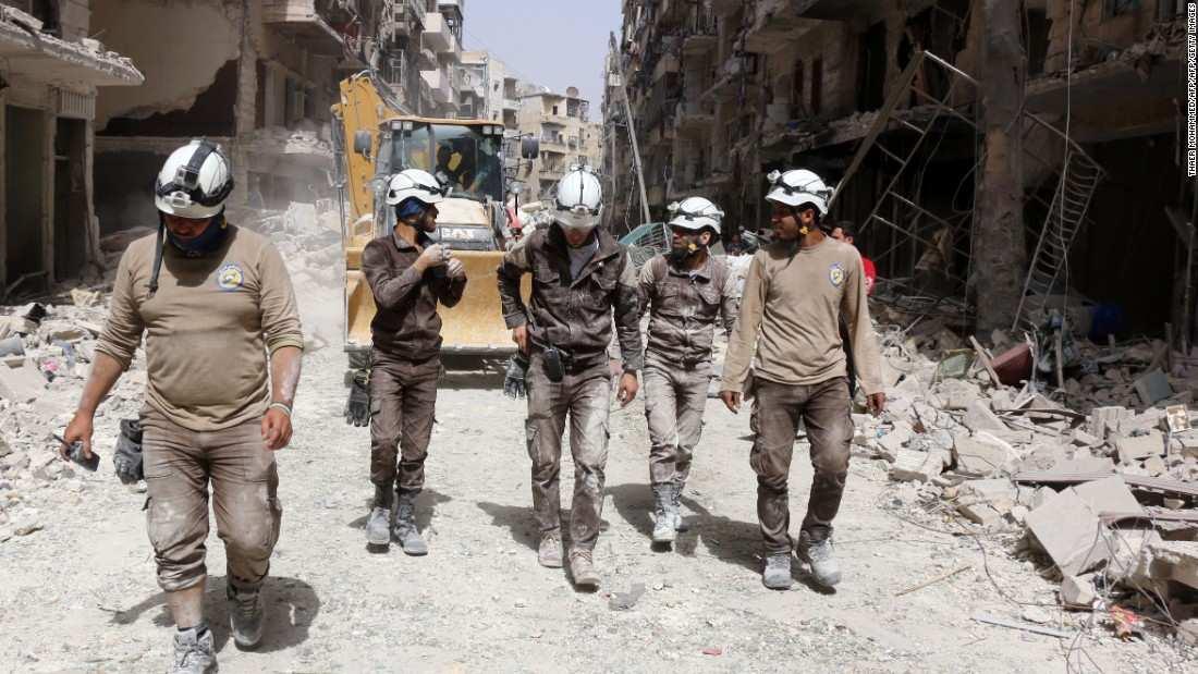 Официальный Дамаск прокомментировал вывоз «Белых касок» изстраны | Русская весна