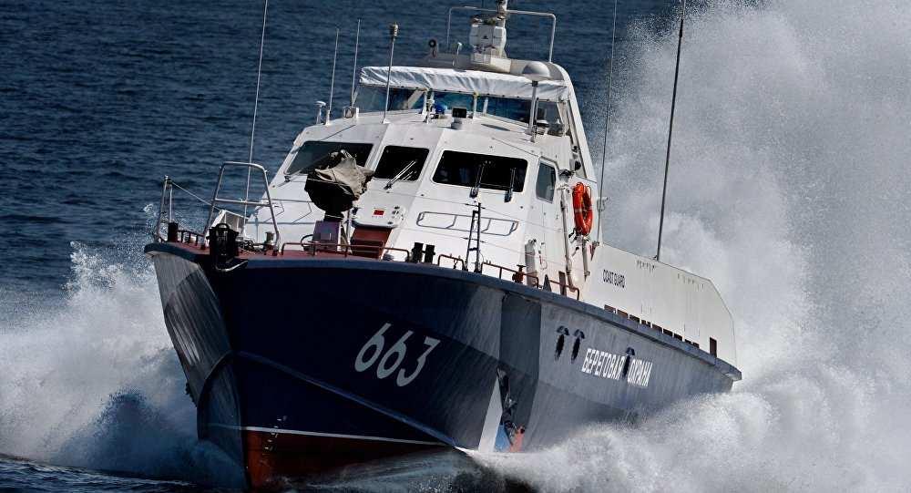 ФСБ опубликовала хронологию столкновения с кораблями ВМСУ | Русская весна