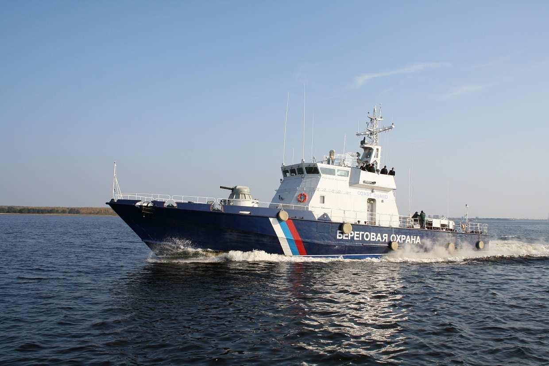 «Это удар!» Российская береговая охрана задержала 99-е украинское судно (ФОТО, КАРТА) | Русская весна