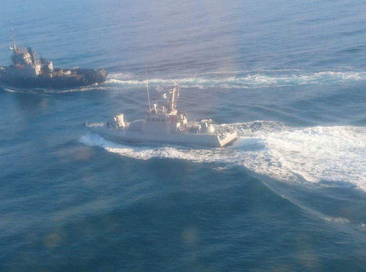 Почему в Киеве заявляют о намерении вновь направить в Керченский пролив военные корабли (ФОТО, ВИДЕО) | Русская весна