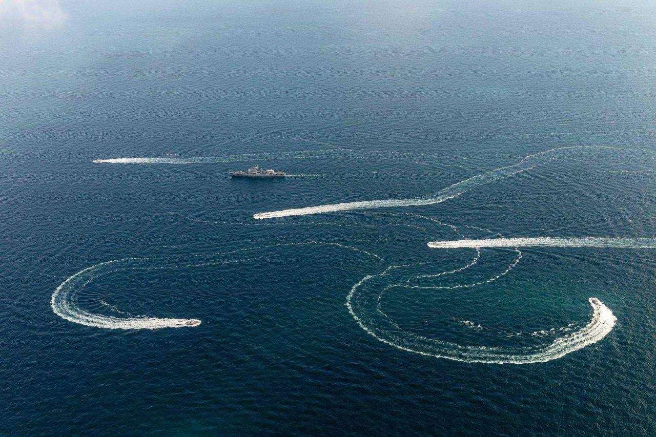 Глава Крыма назвал виновных в провокации ВМС Украины в Керченском проливе   Русская весна
