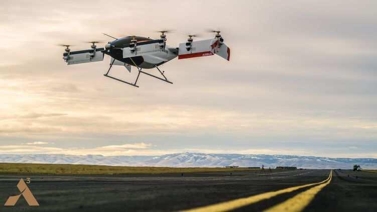 Беспилотное летающее такси совершило первый полет (ФОТО, ВИДЕО) | Русская весна