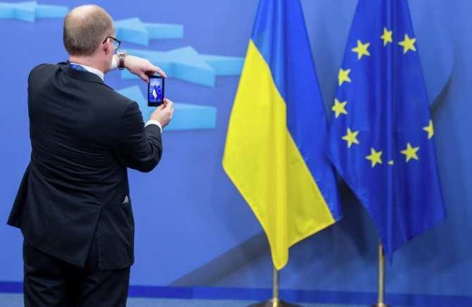 Киев считает, что созданы все условия для отмены виз в ЕС | Русская весна