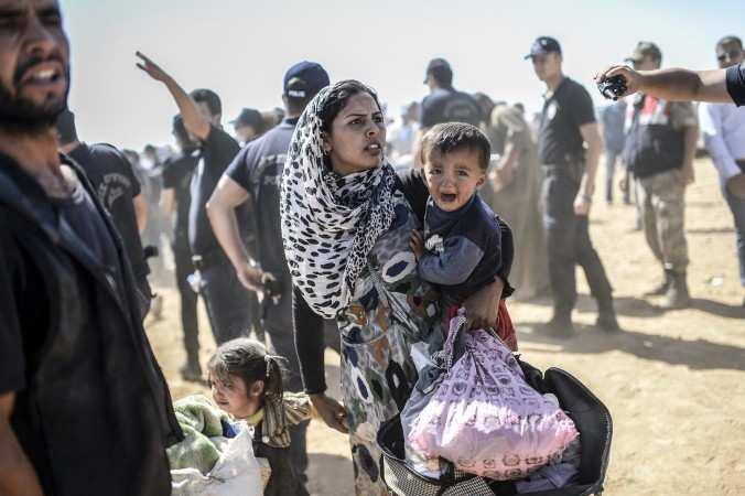 Мины и ракеты падали, как дождь — жительница Сирии о зверствах террористов (ВИДЕО) | Русская весна