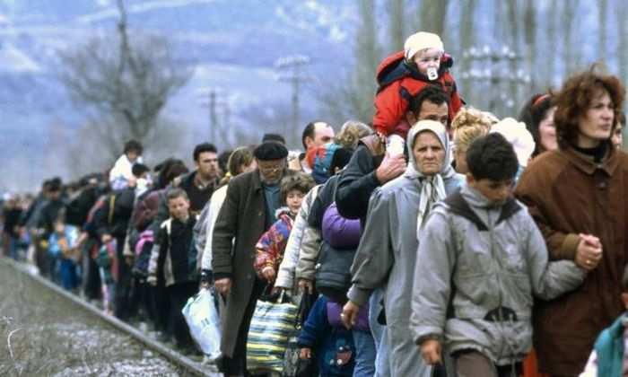На Украине трудоустроено всего 10 тыс. переселенцев, — Минсоцполитики | Русская весна