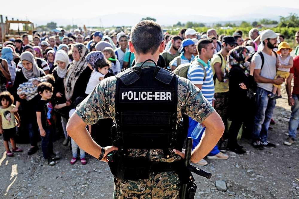 ЕС хочет откупиться от беженцев | Русская весна
