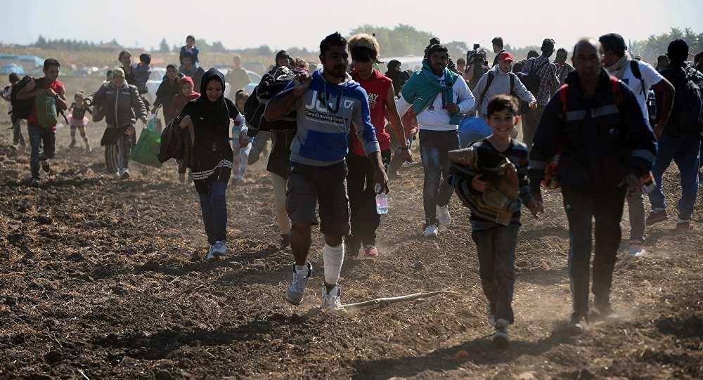 «Вы в безопасности!» — отряды народной самообороны защищают бегущих от ИГИЛ сирийцев (ВИДЕО) | Русская весна