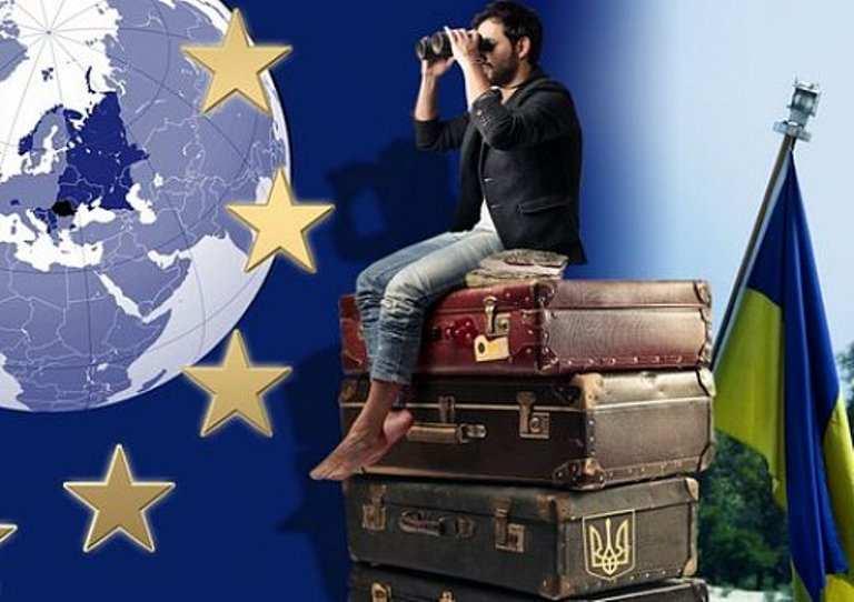 Украинцы разочаруются вбезвизе, — политолог | Русская весна