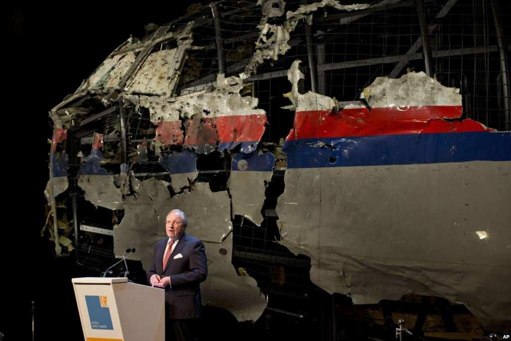 Четыре неудобных вопроса к голландцам | Русская весна