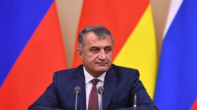 ДНРпосетил президент Южной Осетии | Русская весна