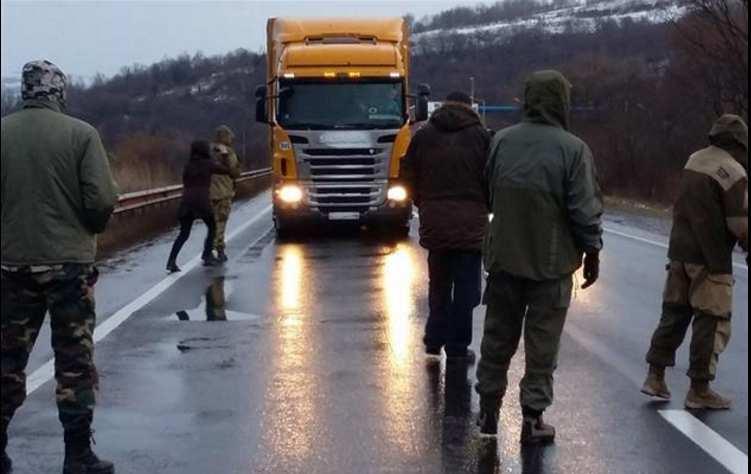 Медведев назвал участников блокады российских фур «сумасшедшими и бандитами» | Русская весна