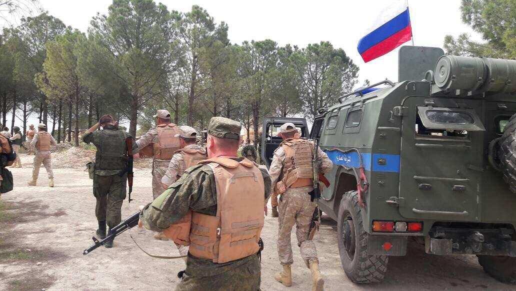 ВСирии российские военные обезвредили террориста-смертника, хотевшего взорвать колонну | Русская весна