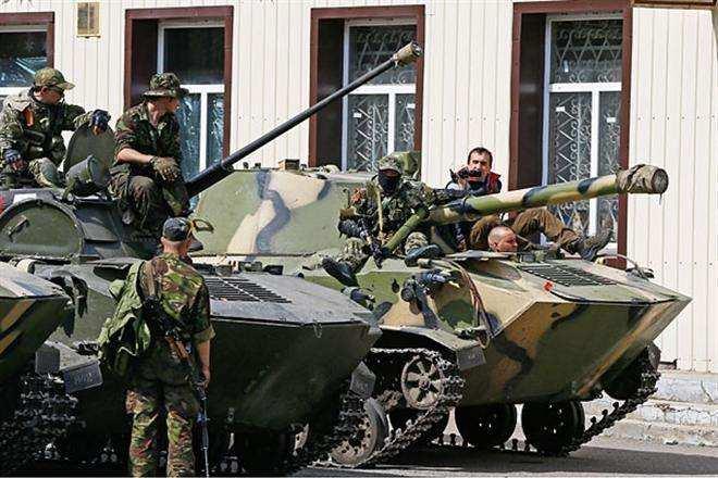В Артемовске и Мариуполе ВСУ наращивают силы и сосредоточивают тяжелое вооружение | Русская весна
