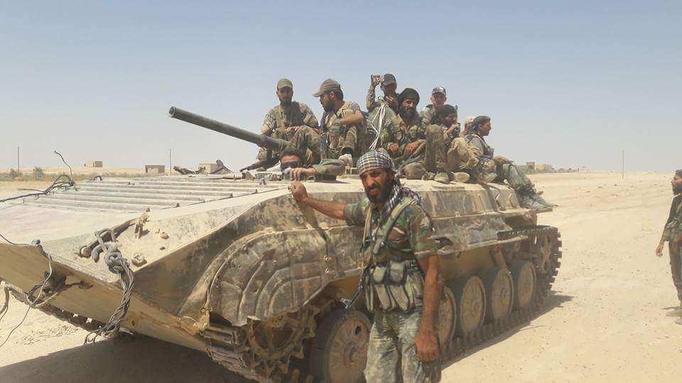 Ночной рейд: Сирийский отряд уничтожил караван «ан-Нусры» на границе Хамы и Идлиба | Русская весна