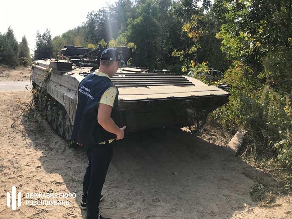 Военные ВСУ на БМП дезертировали из зоны «АТО» | Русская весна